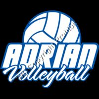 93 Adrian Volleyball Thumbnail